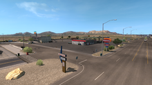 Truck Stop Gallup Giant