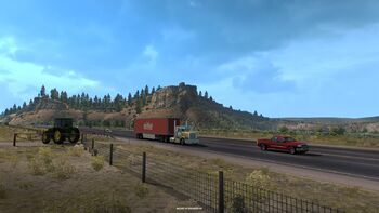 American Truck Simulator Version history   Truck Simulator