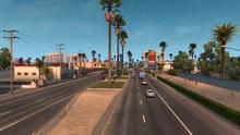 Los Angeles Pico Boulevard
