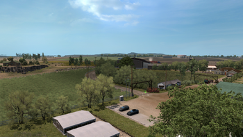 Pocatello rural area