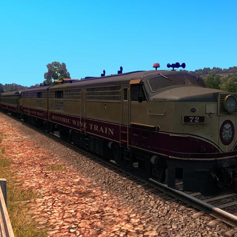 Napa Valley Vine Train