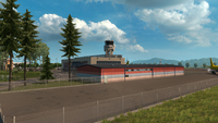 Clermont-Ferrand airport 1