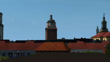 Lublin Krakowska Gate