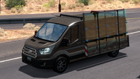 ATS Ford Transit glass