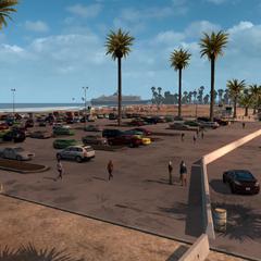 Santa Monica State Beach North