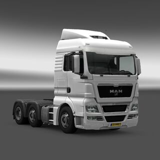 MAN TGX XLX with 6x2-4 Chasis