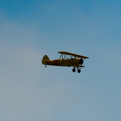 Cropduster near Golden Gate Bridge.
