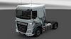 Daf xf euro 6 paint tribal