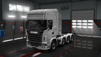 Scania R Chassis 8x4