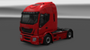 Iveco Stralis Hi-Way red