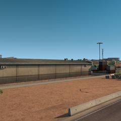 Rail Export depot