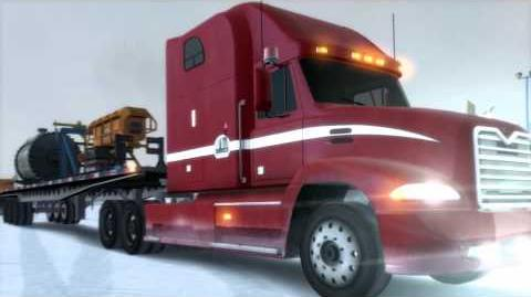 18 Wheels of Steel Extreme Trucker 2 trailer-0