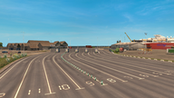 Roscoff port