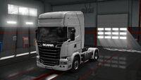 Scania Cabin Topline