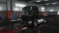Renault T black