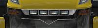 Daf xf 105 sun visor daf ultimate