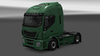 Iveco Stralis Hi-Way green