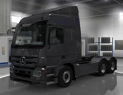 Ets2 Dealer MB Actros High Roof Sleeper 6x4