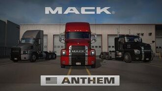Mack Anthem® is joining American Truck Simulator