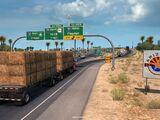 American Truck Simulator Version history