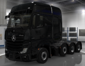 Ets2 Dealer MB New Actros GigaSpace 8x4