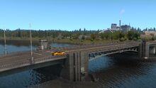 Port Angeles US101 Chehalis River Bridge