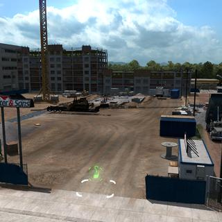 Plaster & Sons construction site