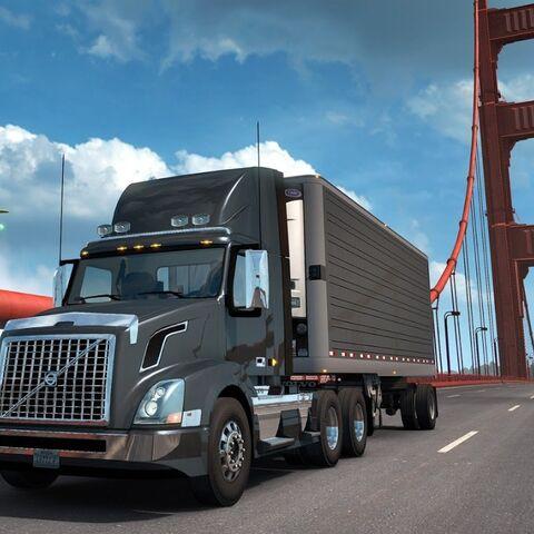 Volvo VNL | Truck Simulator Wiki | FANDOM powered by Wikia