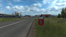 Tartu entrance