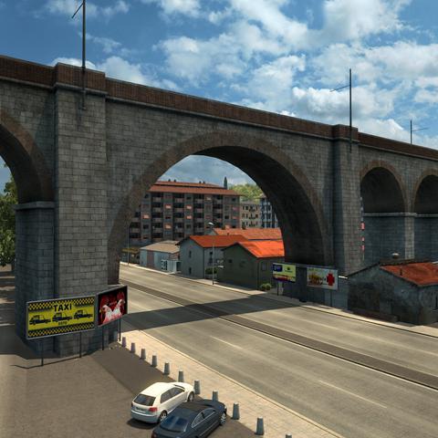 Camaro Bridge