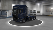 Scania Preconfigured Model 10