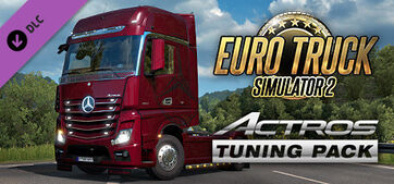 Actros Tuning Pack new