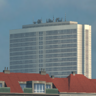 European Convention Center