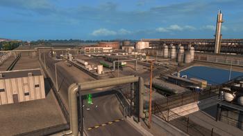 Oil Depot 2