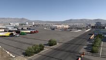 Rest Stop Sky City Travel Center