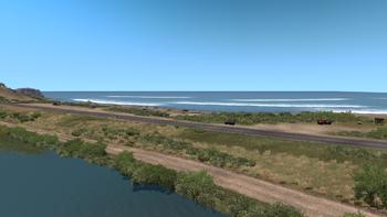 N. CA coast