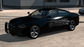 Police Provo Dodge Charger