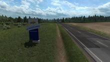 Ventspils exit
