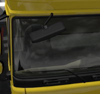 Daf xf 105 front mirror stock