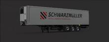 ETS2 Schwarzmüller Refrigerated