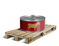 Cargo icon Canned beef
