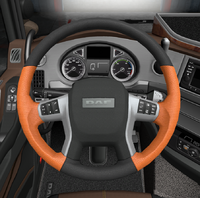 Daf xf euro 6 steering wheel exclusive