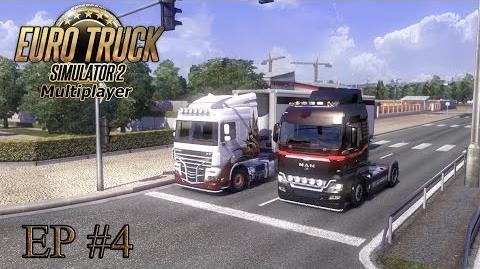 Euro Truck Simulator 2 MultiPlayer Ne-am RASTURNAT Ep 4