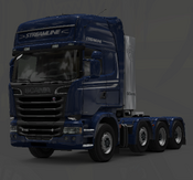 Ets2 Dealer Scania Streamline Topline 2