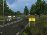 Frankfurt am Main/German Truck Simulator