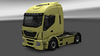 Iveco Stralis Hi-Way yellow