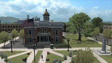 Logan Cache County Courthouse