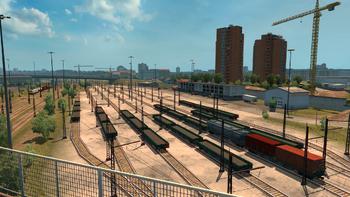 Railyard