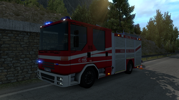Fire truck 2