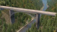 Longview Cowlitz River Bridge
